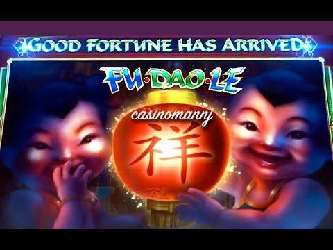 Fu Dao Le – *New Slot* – *PROGRESSIVE WIN* – Slot Machine Bonus